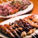 札幌的炭火烤鸡肉串 鸟太郎札幌站北口店