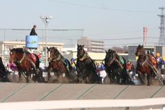 Obihiro Banei Horse Racing