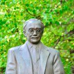 新渡戸稲造の像