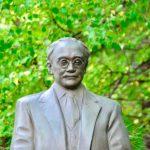 Bust of Dr. Inazo Nitobe