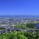 嵐山展望台(嵐山公園)