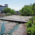 湯の川園地