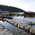 Mizunashi kaihin onsen(Hot Spring in the Sea)