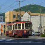 Hakodate's trams