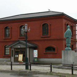 港文館(旧釧路新聞社)