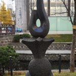 Monument to the Place of Sapporo's construction