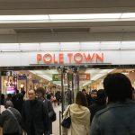 """Sapporo Chikagai """"Pole Town"""""""