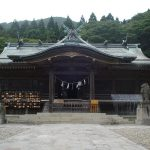 Hakodate Hachimangu Shrine