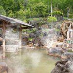丰平峡温泉