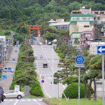 Gokoku Jinjazaka slope
