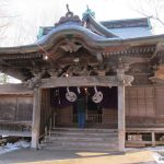 Hakodate Kameda Hachimangu shrine