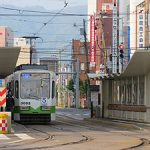 函馆站前(有轨电车)
