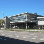 JR Otaru Chikko station