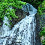 Shamisen Waterfall