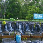 Spring water of Mt. Yotei