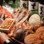 札幌 魚屋直営 居酒屋魚勢
