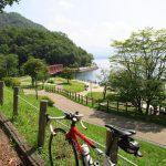 苫小牧-支笏湖自行车旅行之路