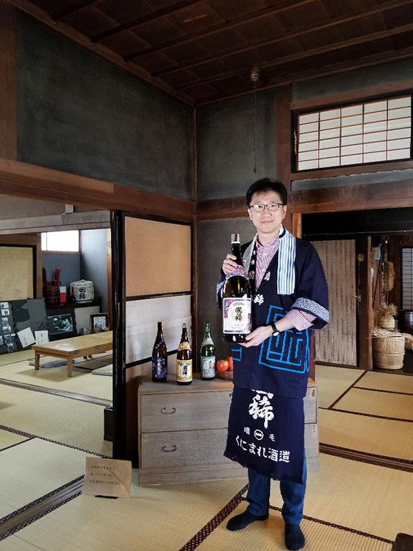 9月14日 增毛:国稀酿酒厂