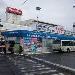 小樽駅前バスターミナル