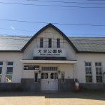 JR大沼公园站