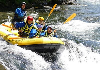 Shisorapuchi Rafting