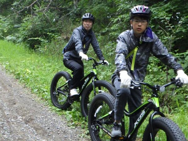 ファットバイクガイドツアー