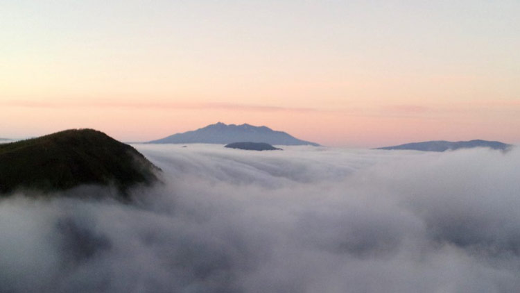 Mashu / Kussharo Sea of Clouds Tour